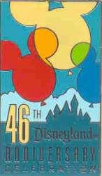 46th Anniversary Celebration Pin