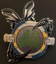Alien Encounter Monster Logo
