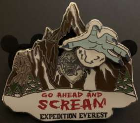 Go Ahead and Scream - Yeti