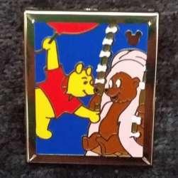 Pooh and Teddi Barra