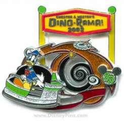 2003 - Chester & Hester's Dino-Rama! Opens