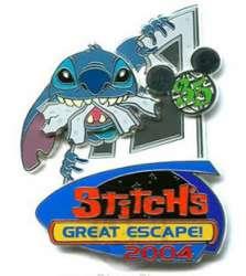 2004 - Stitch's Great Escape!