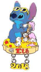 Stitch and Ducklings