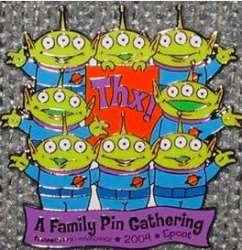 A Family Pin Gathering 2004 - Survey Pin