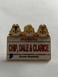 Chip, Dale and Clarice