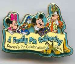 A Family Pin Gathering Logo