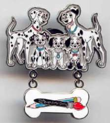 A Family Pin Gathering 2004 - Artist Choice