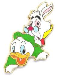 Louie and White Rabbit