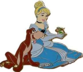 Cinderella with Bruno