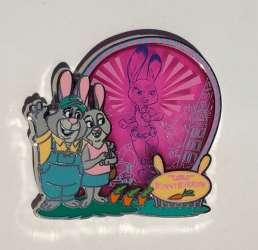 Version #1 - Judy Hopps Running