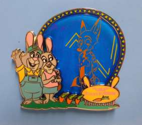 Version #3 - Judy Hopps and Nick Wilde