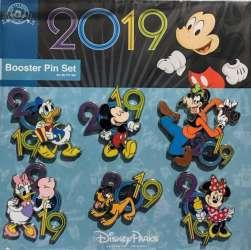 Donald, Mickey, Goofy, Daisy, Pluto and Minnie