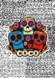 Coco Sugar Skulls