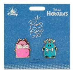 Pain and Panic 2 pin set