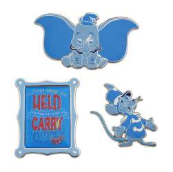 Dumbo (3 pins)