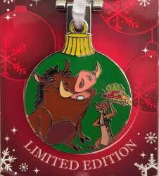 2018 Resort Holiday Ornament Collection