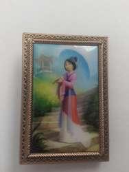 Fairytale hall portrait