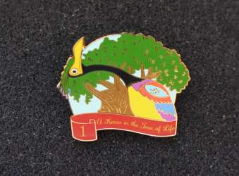 12 Days of Christmas Mystery Pin Collection 2020