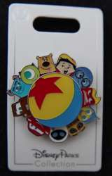Pixar Spinner