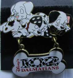 102 Dalmatians Dangle