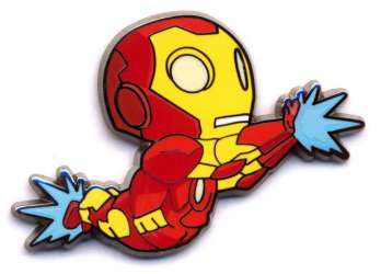 Iron Man Flying Only
