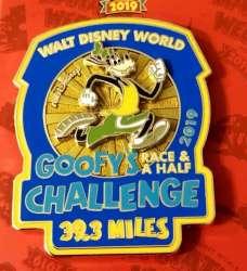 2019 RunDisney Goofy's Challenge