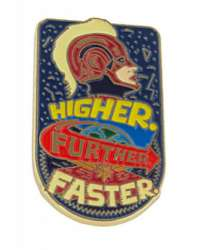 Higher Further Faster