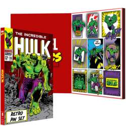 Hulk Retro Pin Set