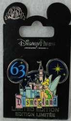 63rd Disneyland Anniversary