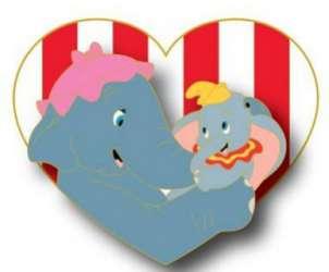 Mrs. Jumbo & Dumbo