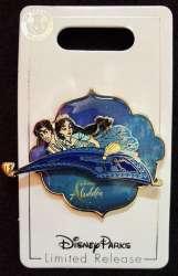 Aladdin Opening Day
