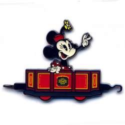 Mickey & Minnie's Runaway Railway Train