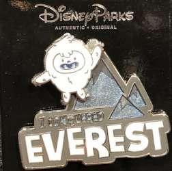 I Conquered Everest Yeti