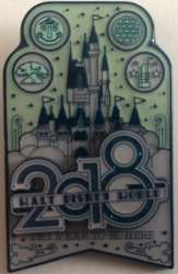 2018 Year Pins