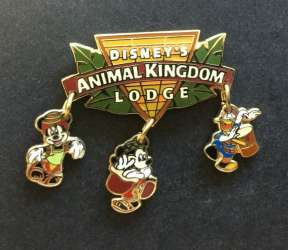 Animal Kingdom Lodge Dangle
