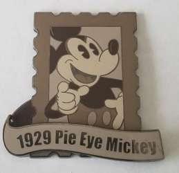 Disney Visa - Cardmember Exclusive - Pie Eye Mickey