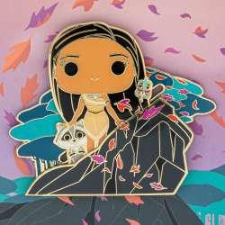 Pocahontas with Meeko and Flit
