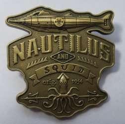 Nautilus and Squid