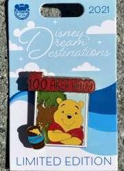 Winnie the Pooh - 100 Acre Wood