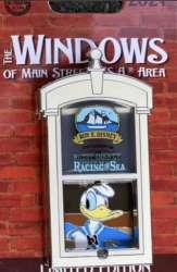 Racing the Sea Donald Duck