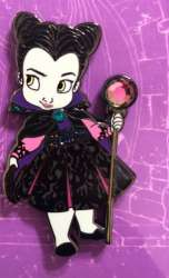 DS - Maleficent Animator's Doll Pin Set - Maleficent ONLY