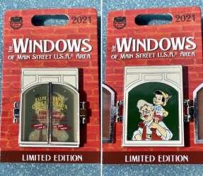 Pinocchio & Geppetto