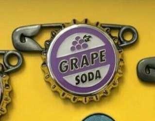 Grape Soda Cap