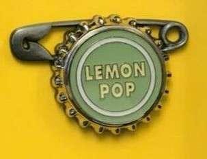 Lemon Pop Cap