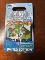 ZooTopia 5th Anniversary