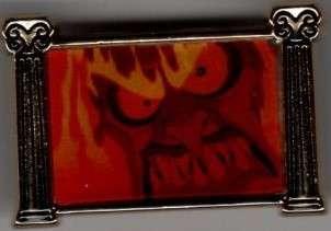 Hades Lenticular pin