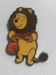 Pooh as Lion