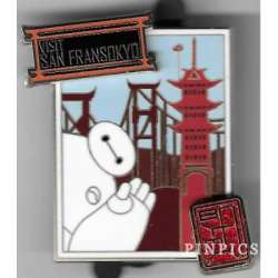 DLR - Visit San Fransokyo - Disney Dream Destinations- Baymax