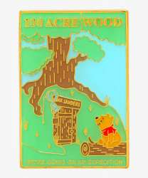 Winnie the Pooh 100 Acre Wood