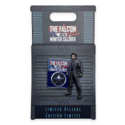 Winter Soldier 3D Pin